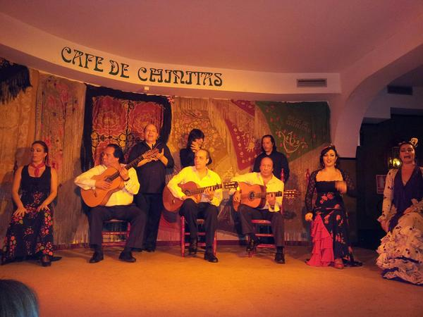 Flamenco, Madrid, Restaurante