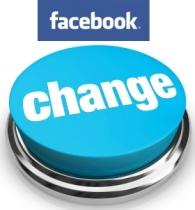 cambios en el perfil de Facebook