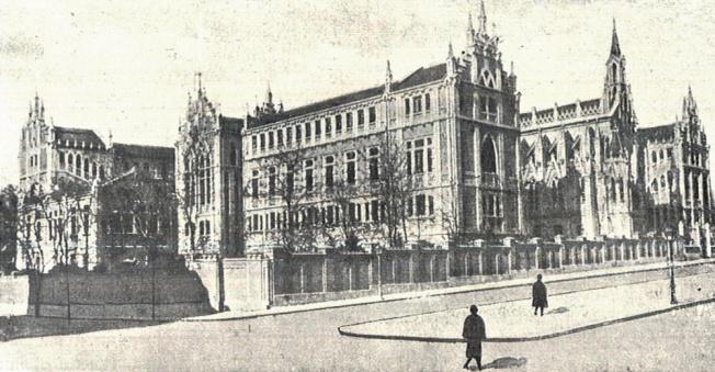 """Colegio """"Nuestra Señora del Pilar"""" Madrid"""