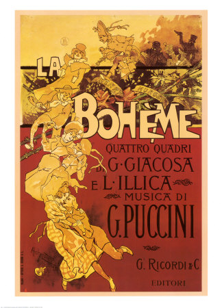 Luces de Bohemia, Fundación Mapfre, Bohemia, Henry Murger