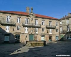 Plaza del Toural Santiago de Compostela