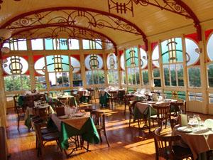 Restaurante la Terraza Sada. La Coruña