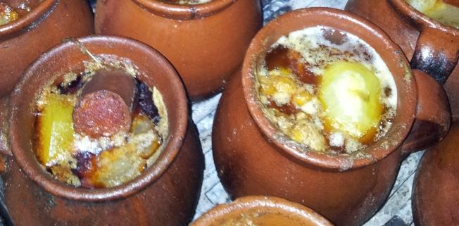 Cocido madrileño, Taberna La Bola, madrid,