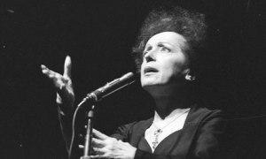 Edith Piaf concierto
