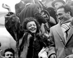 Édith Piaf y Marcel Cerdan