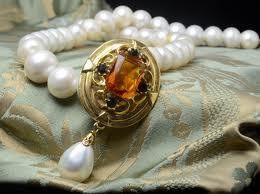 broche de Eleonora de Toledo, joyas, vintage, vintage by López-Linares, reproducción joyas antiguas