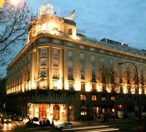 HOTEL WELLINGTON, hotel, madrid, San Isidro, Toros