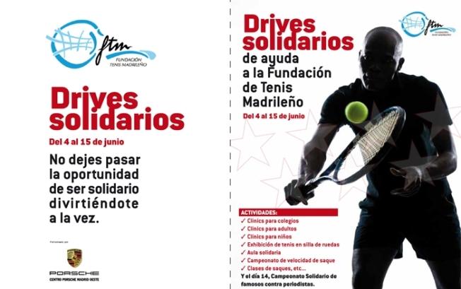 Deporte, solidario, plan , niños, gratis, Madrid, Centro Comercial Sexta Avenida, Fundación de Tenis Madrileño