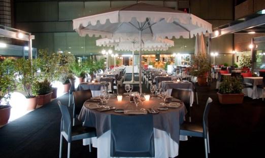 Terraza Pedro Larumbe, restaurantes, Madrid