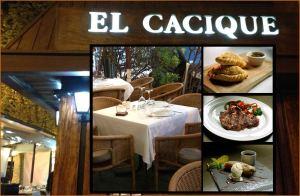 Restaurantes, El cacique, Madrid