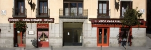 Madrid, Platos de cuchara, Tabernas