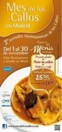 Callos, Madrid, Tabernas, Resurantes , platos de cuchara